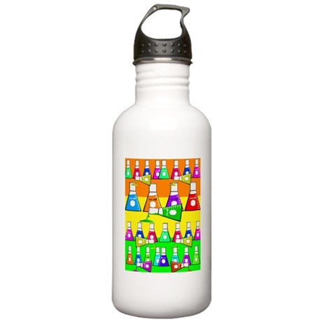 FF Chemist Stainless Water Bottle 1.0L