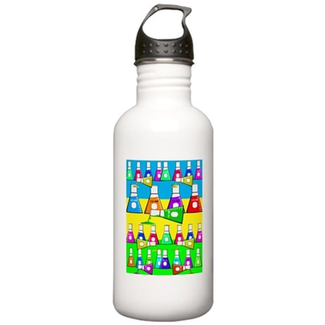 ff chemist 2 Stainless Water Bottle 1.0L