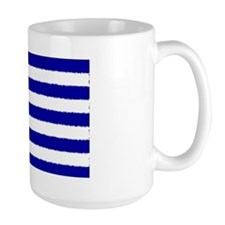 Greek Flag Car Magnet Mug