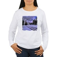Snow Train T-Shirt