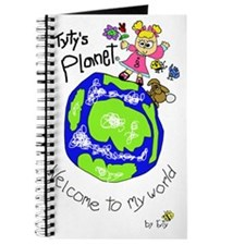 Tytys Planet Color Cover Journal