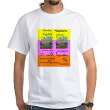 math teacher 8 Shirt