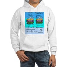 Math Teacher 7 Jumper Hoody