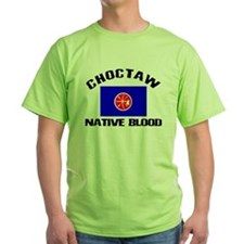 Choctaw Native Blood T-Shirt