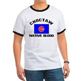 Choctaw Native Blood T