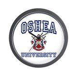 OSHEA University Wall Clock