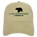 Customfish Bear Cap