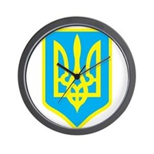 UKRAINA Wall Clock
