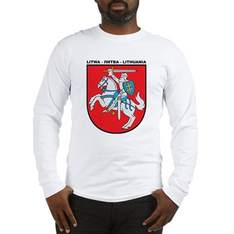 LITHUANIA Long Sleeve T-Shirt