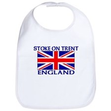Cute Great britain flag Bib