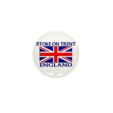 Funny English football Mini Button (100 pack)