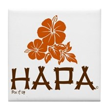Hapa Tile Coaster