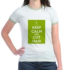Keep Calm And Cut Hair T-Shirt