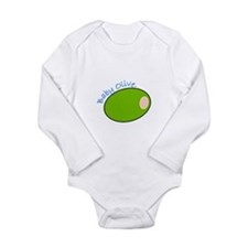 Baby Olive Infant Creeper/Bodysuit Body Suit