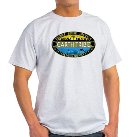 Earth Tribe Light T-Shirt