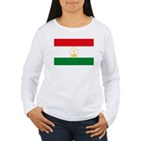 Tajikstan Flag T-Shirt