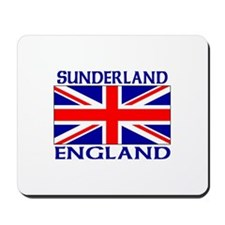 Unique Union jack vintage Mousepad