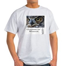 Goddess of Wisdom T-Shirt