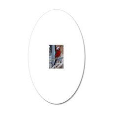 Cuddlebug 20x12 Oval Wall Decal
