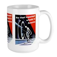 The most important Wheels- Mug