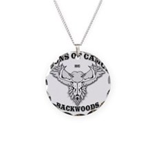 Sons of Camo White Necklace