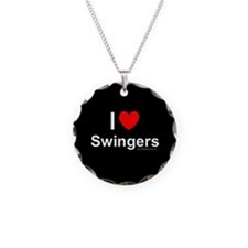 Swingers Charm Necklace