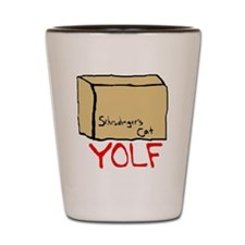 yolf Shot Glass