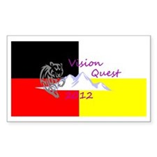 VisionQuest2012 Decal