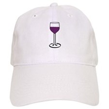 Red Wine Baseball Cap