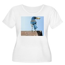 Cute Blue Jay T-Shirt