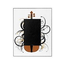 Violin Swirls Picture Frame
