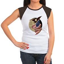 VOTE EAGLE AND FLAG Tee