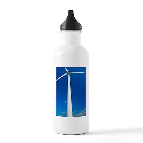 Wind turbine Stainless Water Bottle 1.0L