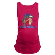 Grill Master Billy Maternity Tank Top