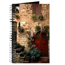 Italian Doorway Journal