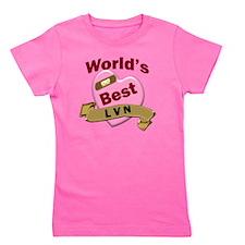 Worlds Best LVN Girl's Tee