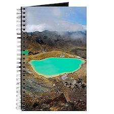 Volcanic lakes, New Zealand Journal