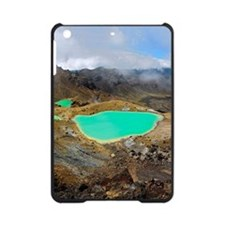 Volcanic lakes, New Zealand iPad Mini Case