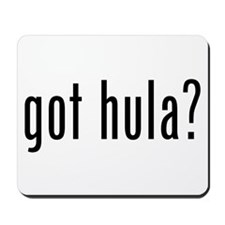 got hula? Mousepad