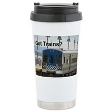Got Trains? Travel Mug