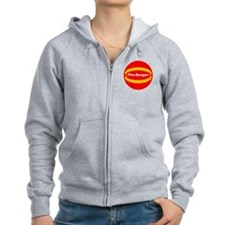 The-Burger Zip Hoodie