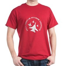 Peace Through Superior Firepo T-Shirt