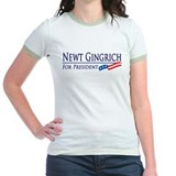 Newt Gingrich for President T