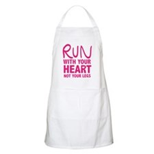 Run with your Heart Apron