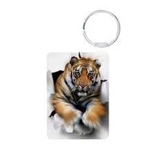 Tiger, artwork Keychains