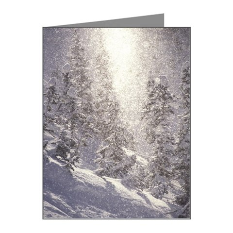 Wasatch Mountains Utah USA Note Cards (Pk of 10)