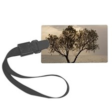 Tamarisk tree Luggage Tag