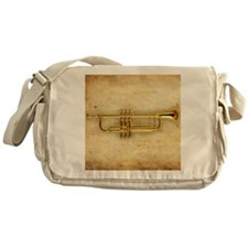 Trumpet (square) Messenger Bag