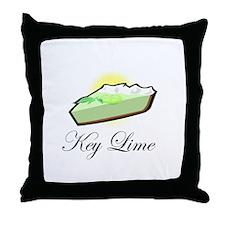 Cute Pie design Throw Pillow