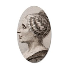 Sophie Germain (1776- 1831) Wall Decal
